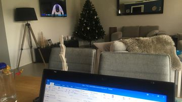 Noticed how many people are 'working from home' today?