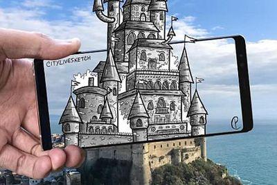 <strong>Castle&nbsp;of&nbsp;Gaeta, Italy</strong>