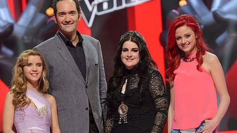 The Voice finalist