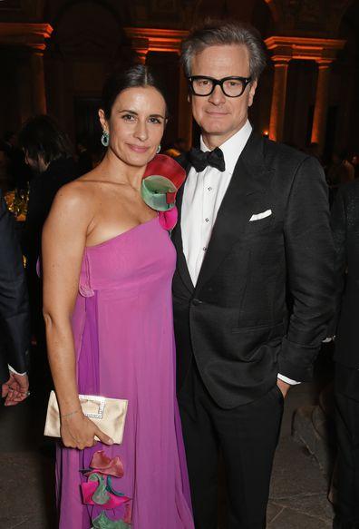 Colin Firth, wife Livia Giuggioli, relationship, split, what happened