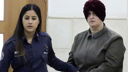 Accused child sex offender Malka Leifer (right) has lost her bid for prison release.