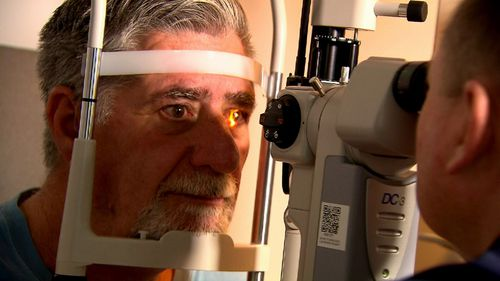 Ninety percent of vision loss is preventable when it's detected early enough. (9NEWS)