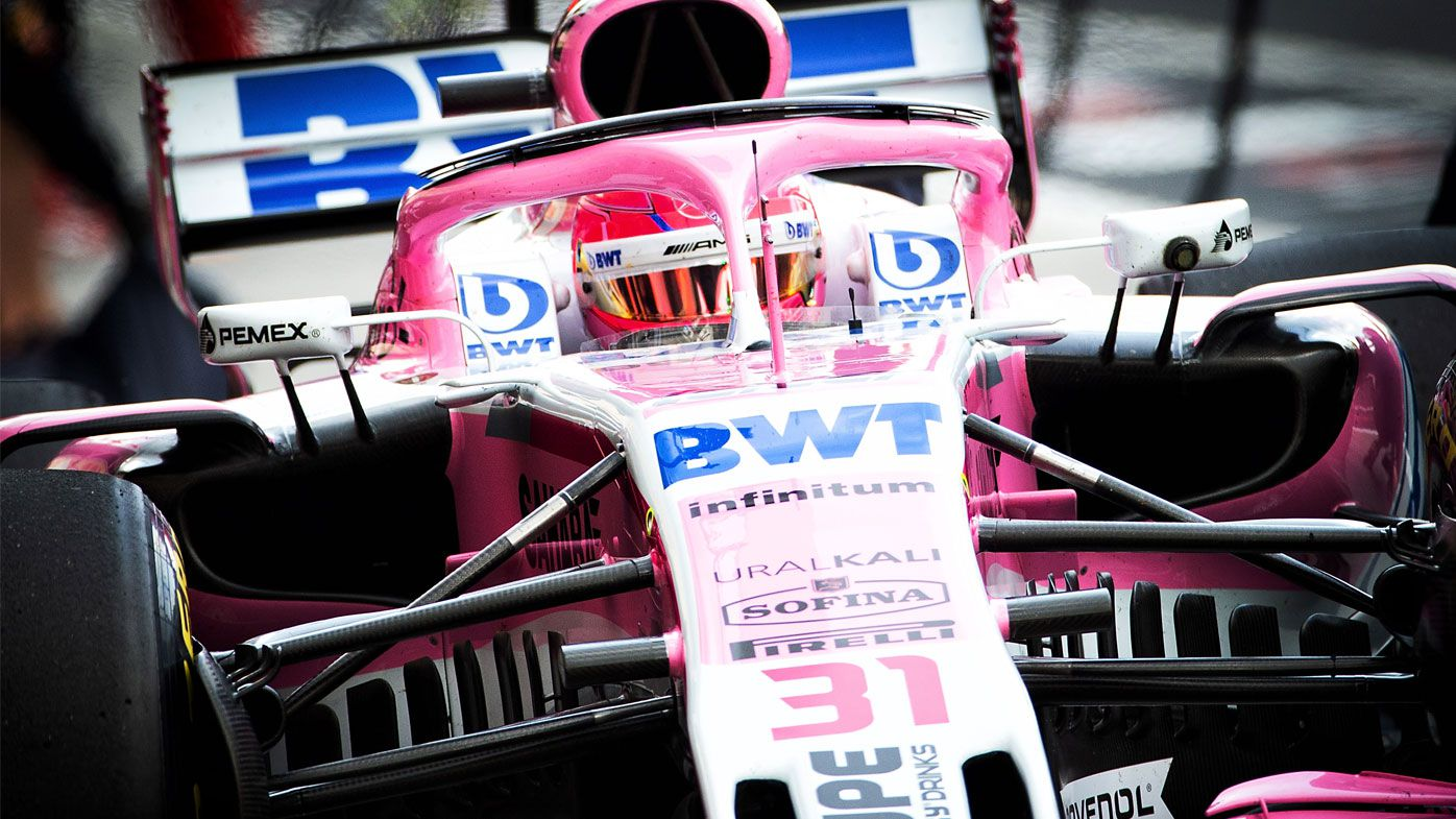 Force India F1 team in administration ahead of Hungarian GP