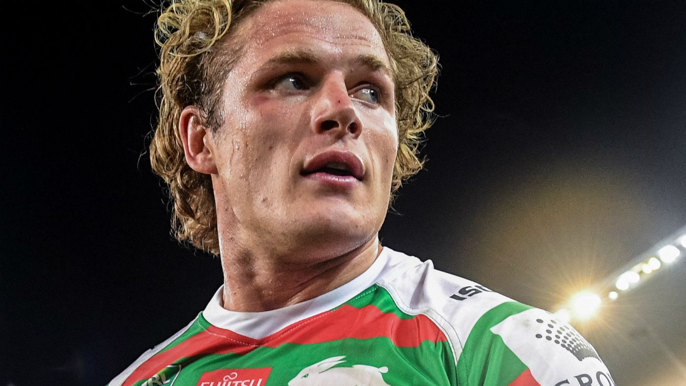 George Burgess reveals the training change that has seen him explode