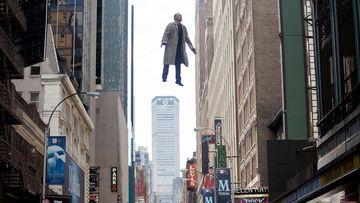 Michael Keaton in a scene from 'Birdman'. (AAP)