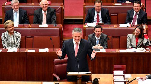 190703 Jacqui Lambie tax cuts demands Tasmanian social housing debt Coalition Federal Politics news Australia
