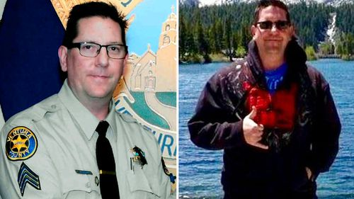 Ventura County sergeant Ron Helus was one of the victims killed in a California shooting at the Borderline Bar and Grill in the city of Thousand Oaks.