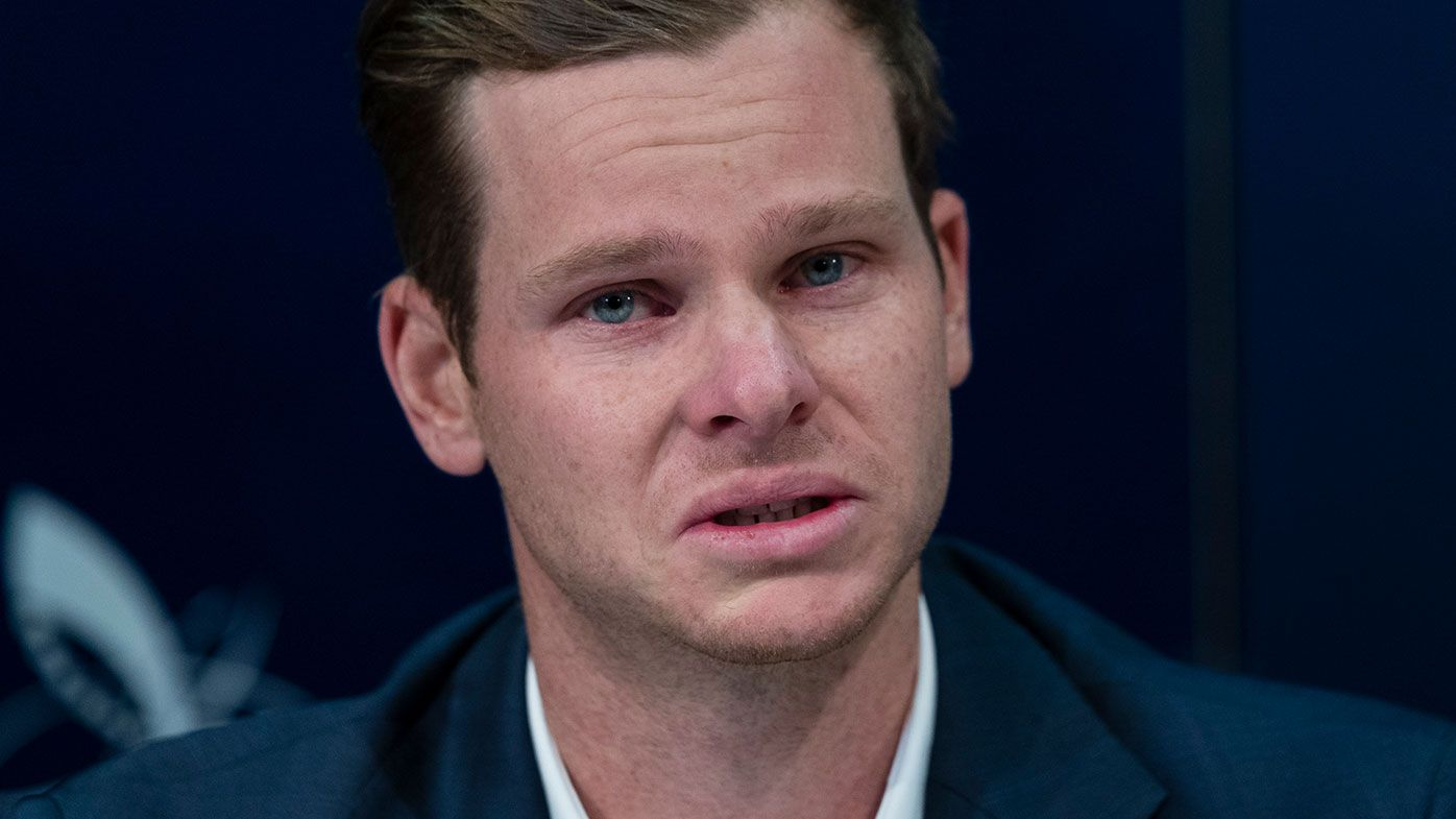 Banished Aussie skipper Steve Smith explains heartache following tampering scandal