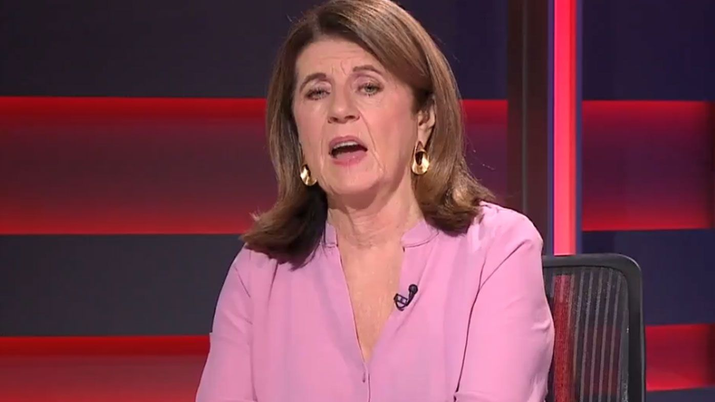 Caroline Wilson rips into AFL families entering QLD hubs