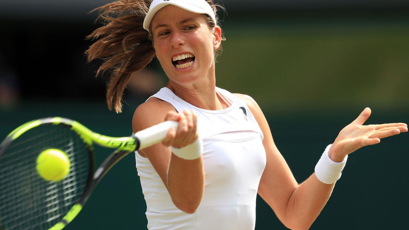 British Tennis brat Johanna Konta slams media following French Open exit
