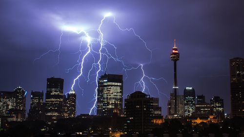 New South Wales set to enjoy break from severe storms
