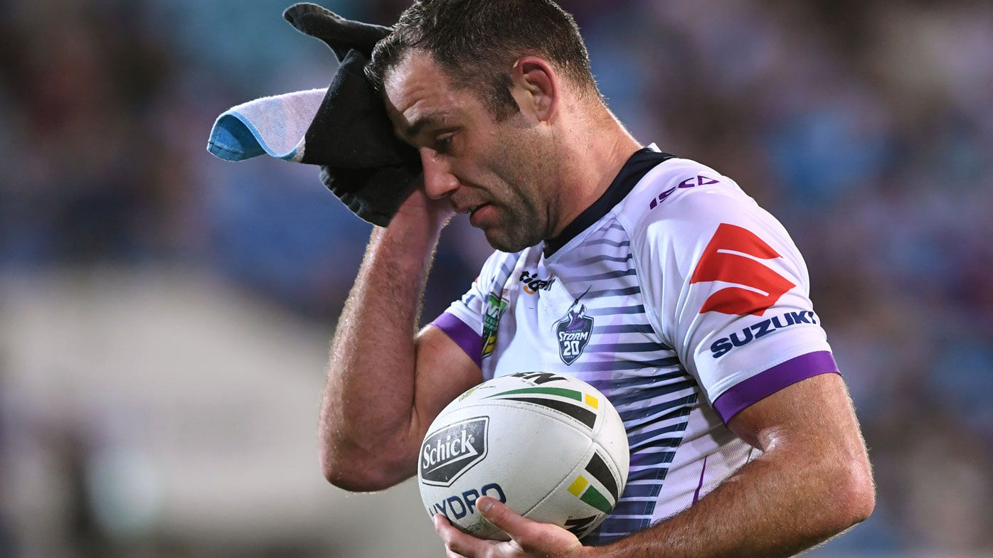 NRL: Cameron Smith reaches understanding with Melbourne Storm over potential early retirement