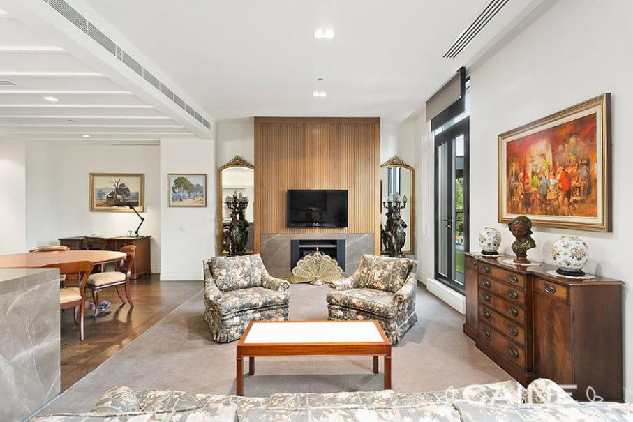 Melbourne's most expensive one-bedroom flat up for $1 8 million