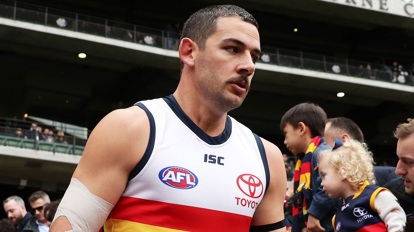 Adelaide Crows Taylor Walker weighing up his future