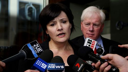 Jodi McKay is a potential frontrunner to be NSW Opposition Leader.
