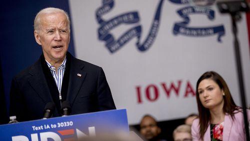 Joe Biden criticised Donald Trump's decision to assassinate Qassem Soleimani.