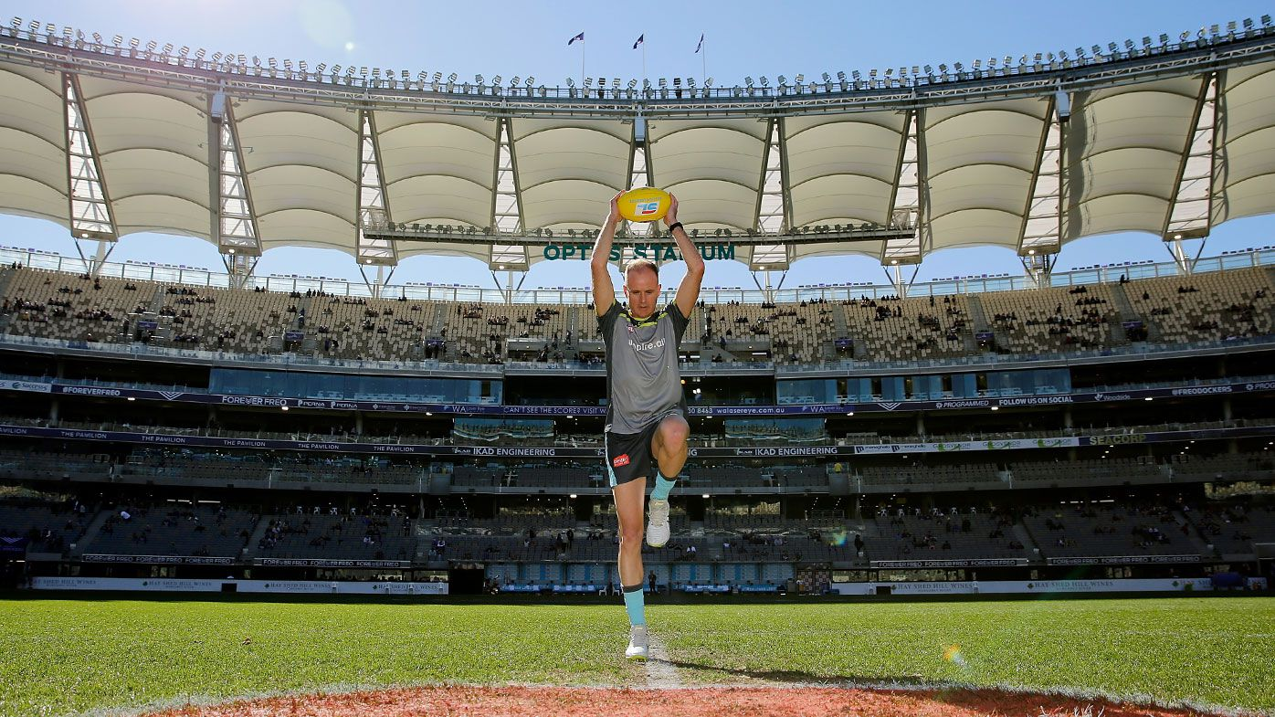 AFL confirms bounce time for Perth grand final