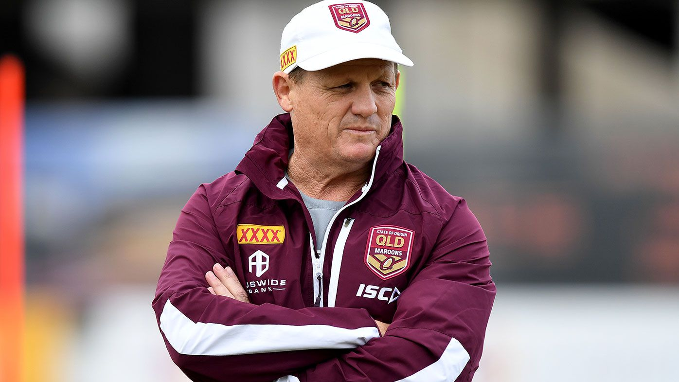 Queensland Maroons extend contract with Kevin Walters until end of 2021