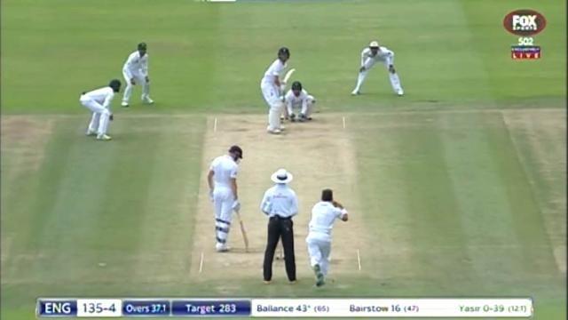 Pakistan leggie tops Test bowling rankings