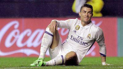 <strong>Cristiano Ronaldo - Real Madrid</strong>