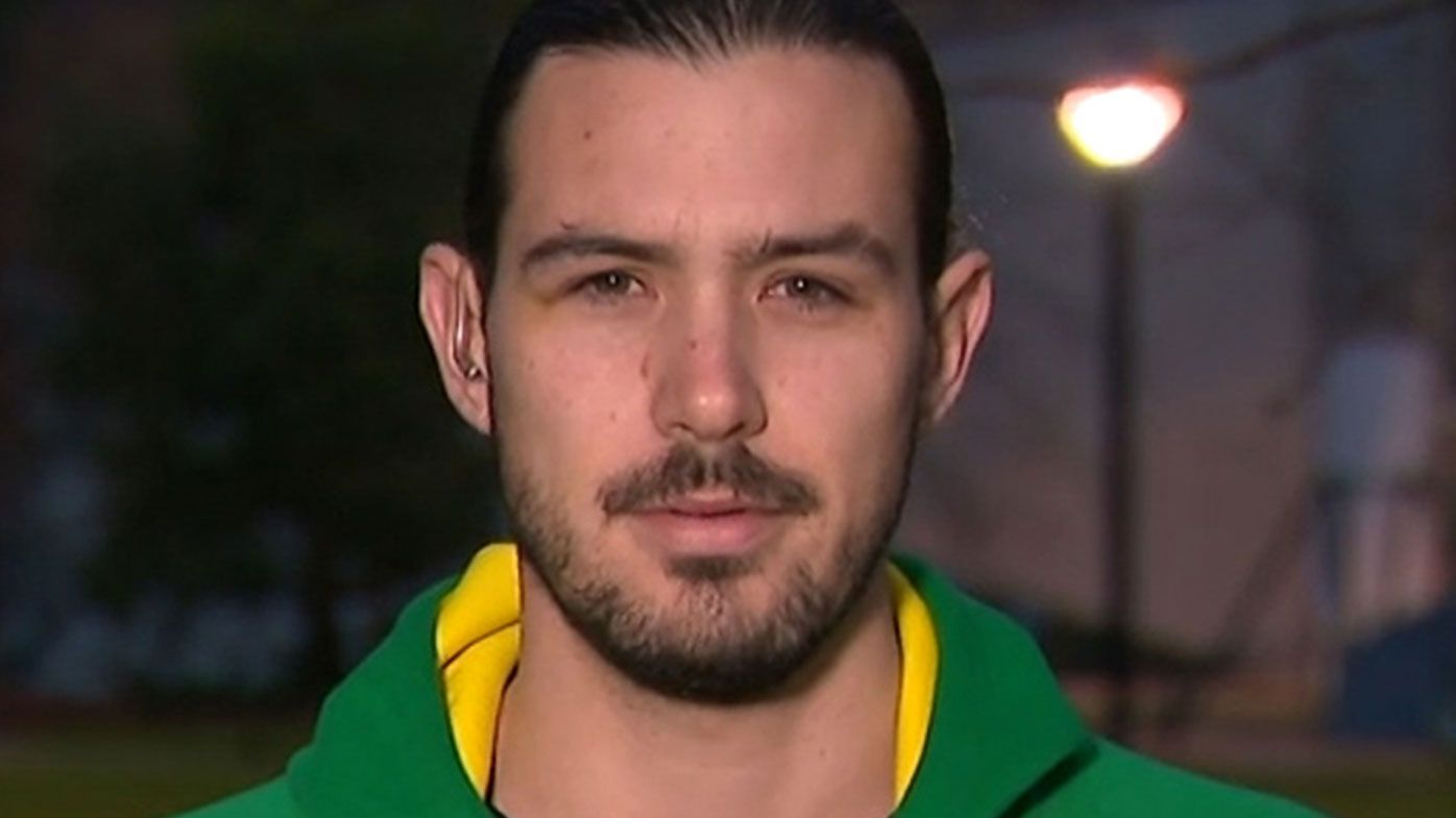 Chris Goulding says Australian team feared for their lives following ugly brawl in FIBA World Cup qualifier in Philippines