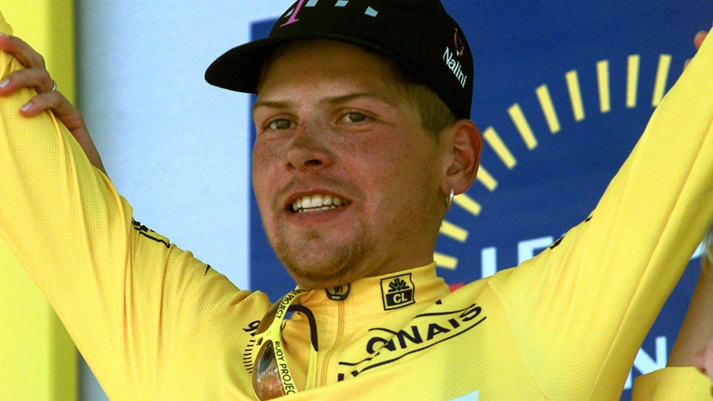 Tour de France champion Jan Ullrich arrested for alleged attack on prostitute in Frankfurt