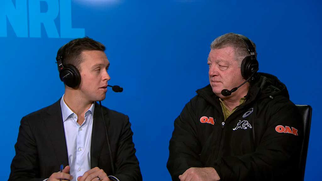 Gus opens up about Origin coaches