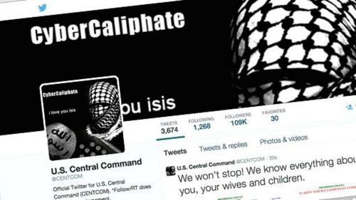 Pro-ISIS hackers take over US Central Command social media accounts