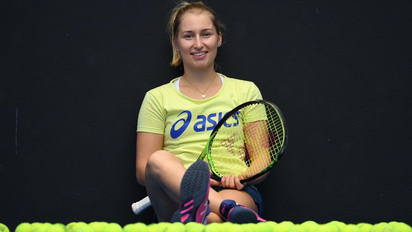 Australian Open: Daria Gavrilova vows she's 'not going to be that good girl anymore'