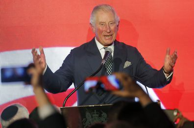 Prince Charles calls himself a 'peacemaker' but skirts around family dramas