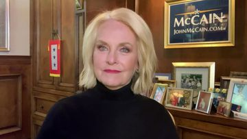 Cindy McCain on CNN