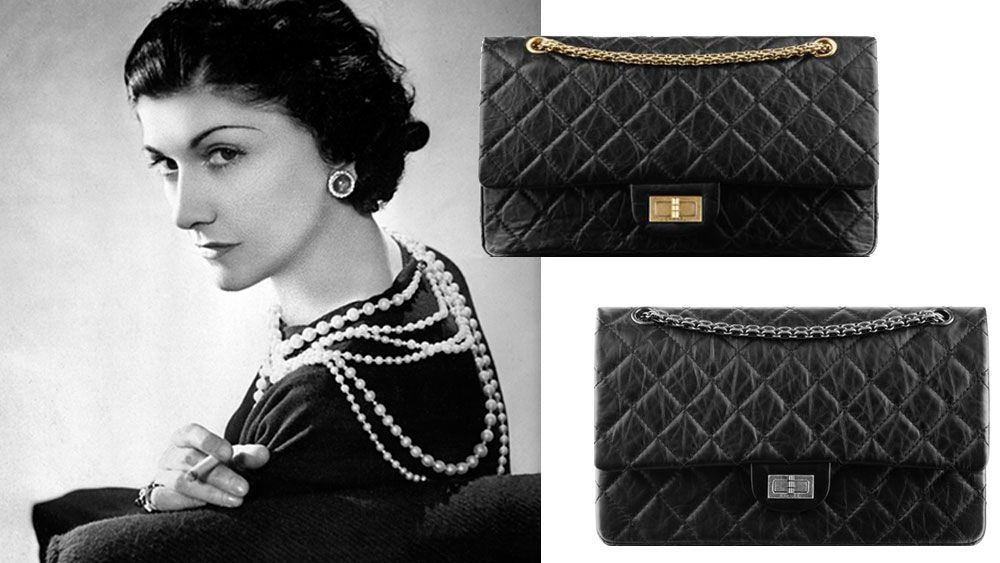 Chanel's 2.55 bag celebrates its 60th anniversary
