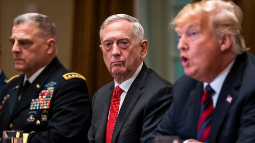"Mr Mattis' abrupt resignation on Thursday (local time) marks the end of the ""contain and control"" phase of Mr Trump's administration."