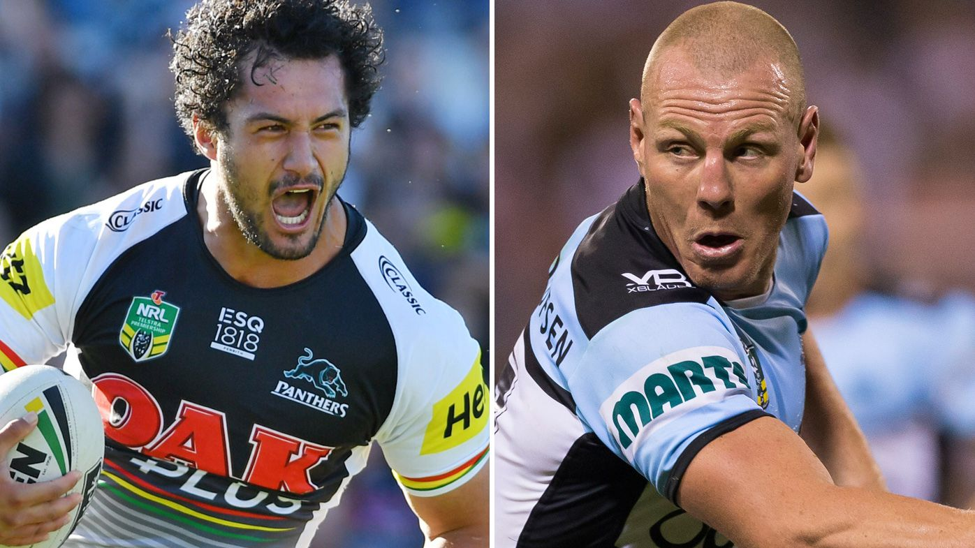 Cronulla Sharks vs Penrith Panthers
