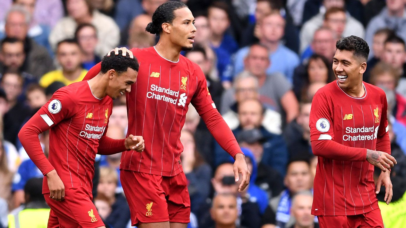 Liverpool down Chelsea to extend EPL run, while Man United lose at West Ham