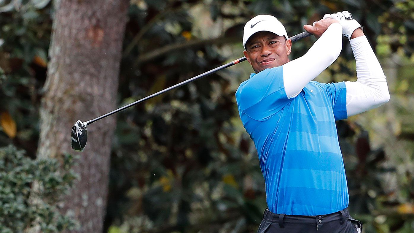 Woods still scratching for form at Masters