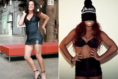 Rhiannon Villlareal is a singer/dancer/rapper/actor/choreographer/all-round slashie.<br/><br/>She made the top 10 in <i>So You Think You Can Dance Australia</i> in 2008 (see left picture), was once a semi-finalist with dance group called 'Raptuous' on <i>Australia's Got Talent</i> and even appeared in Nikki Webster's music video for 'Strawberry Kisses' in 2001. How times have changed!<br/><br/>Image: Instagram