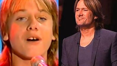We all had to start somewhere and for Keith Urban it was singing Air Supply's 'All Out Of Love' with a distinctly Aussie twang on the talent show <i>New Faces</i>. He may not have won the show, but he was dubiously given the 'encouragement award'.<br/><br/>Watch this cringe-worthy moment and more in our gallery...<br/><br/>(<i>Author: Tara Fedoriw-Morris. Approved by Yasmin Vought</i>)