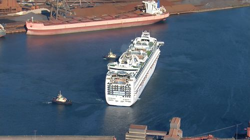 NSW Health said there were no identified COVID-19 cases aboard the Ruby Princess when it was allowed to dock in Sydney. But a chain of emails, obtained by 9News, showed the department knew about the risk of coronavirus aboard the cruise, which has become Australia's COVID-19 epicentre.