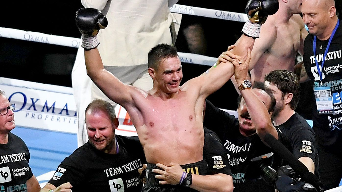 Tim Tszyu's world title shot takes a hit as WBO resets date for Teixeira v Castano