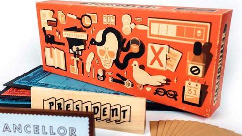 The Secret Hitler board game is still available online.