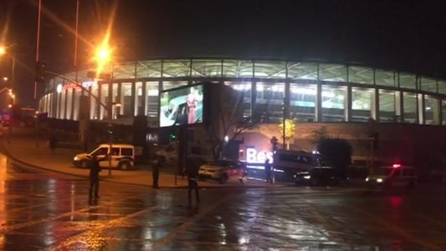 29 dead outside Istanbul soccer stadium