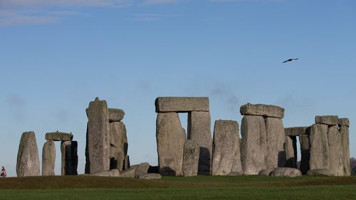 A tunnel can be built near England's Stonehenge, and campaigners are not happy