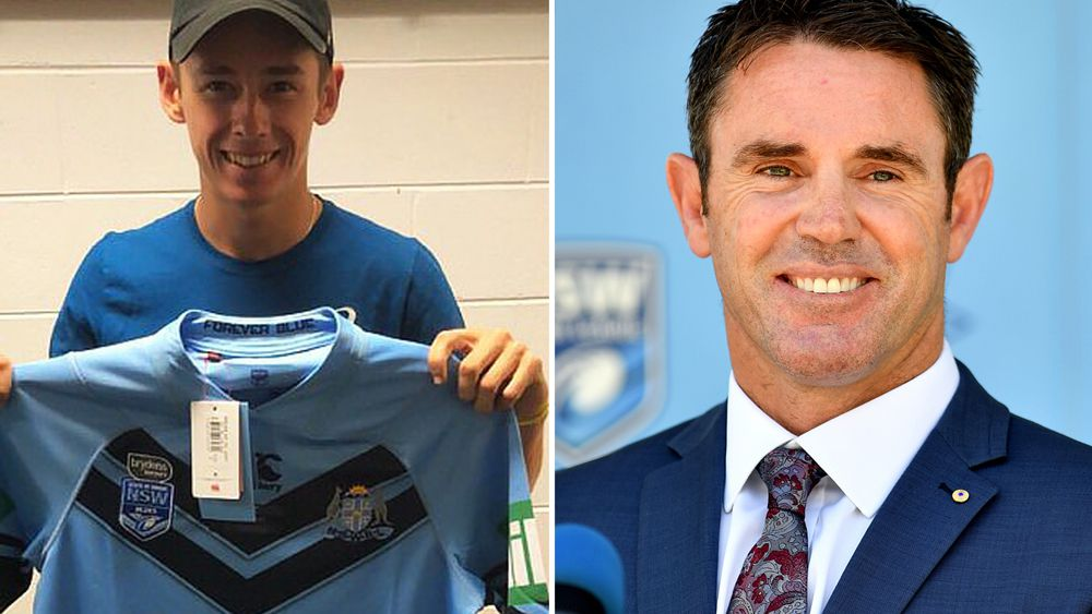 NSW Blues coach Brad FIttler to meet with Aussie tennis ace Alex de Minaur