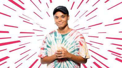 Siala Robson is an artist on The Voice Australia 2020