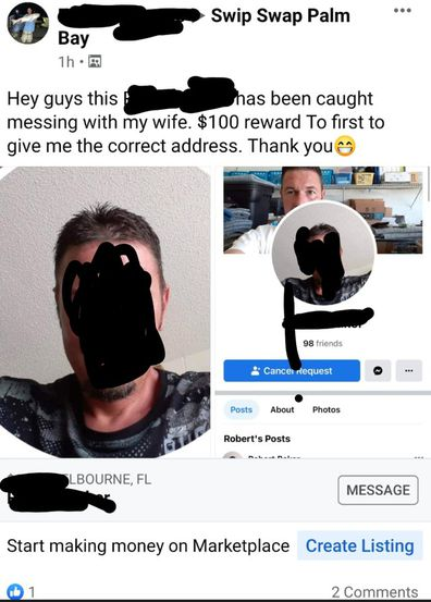 Man offers $100 to find wife's lover