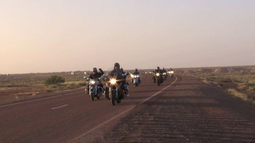 Motorbike numbers on our roads are riding.