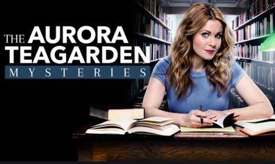 Candace Cameron Bure, Aurora Teagarden Mysteries, series