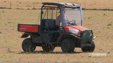 program launches to help improve quad bike safety on farms