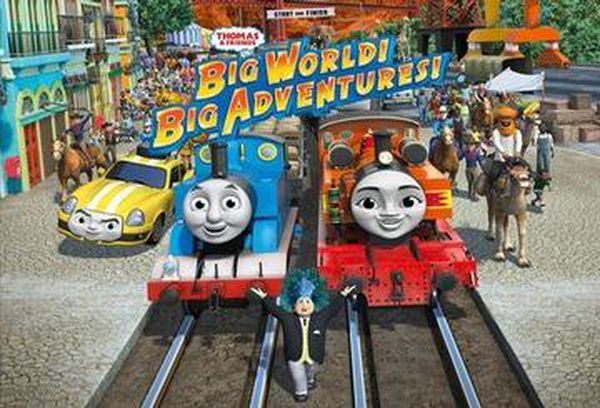 Thomas & Friends: Big World!
